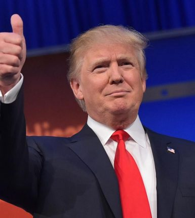 Donald John Trump Republicano Ambicioso y Multimillonario 1
