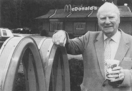 Mc Donald, un negocio multimillonario que empezó en la ruta 66