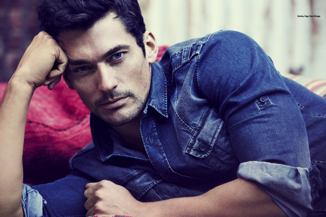 David James Gandy Modelo Británico 2