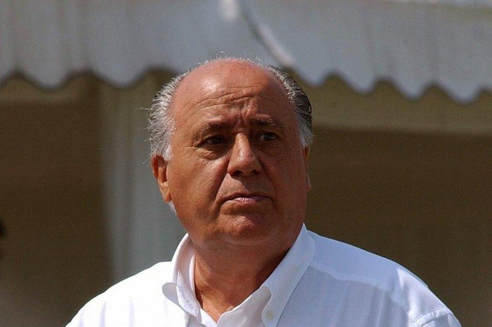Amancio Ortega, el hombre más millonario del planeta