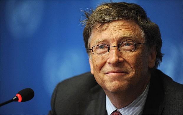 El patrimonio de Bill Gates superó los 90.000 millones de dólares