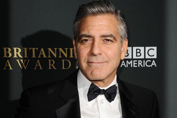 George Clooney, el actor mejor pagado de este 2016