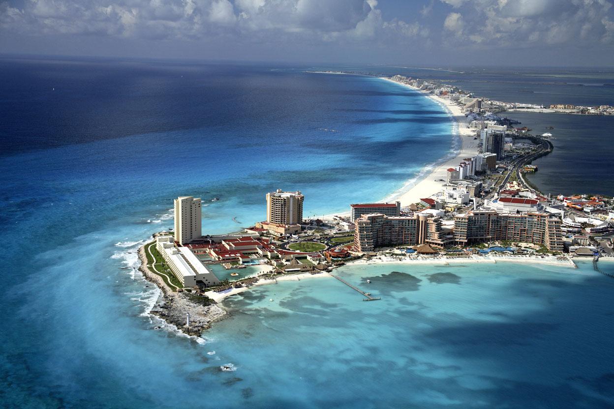 Cancún un paraíso lujoso y extraordinario