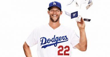 Clayton Kershaw Estrella del Beisbol