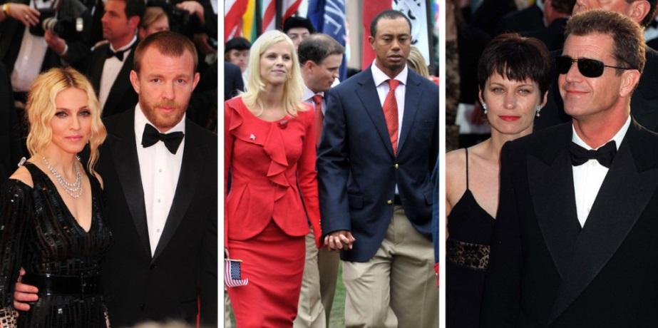 divorcios mas caros entre las celebridades