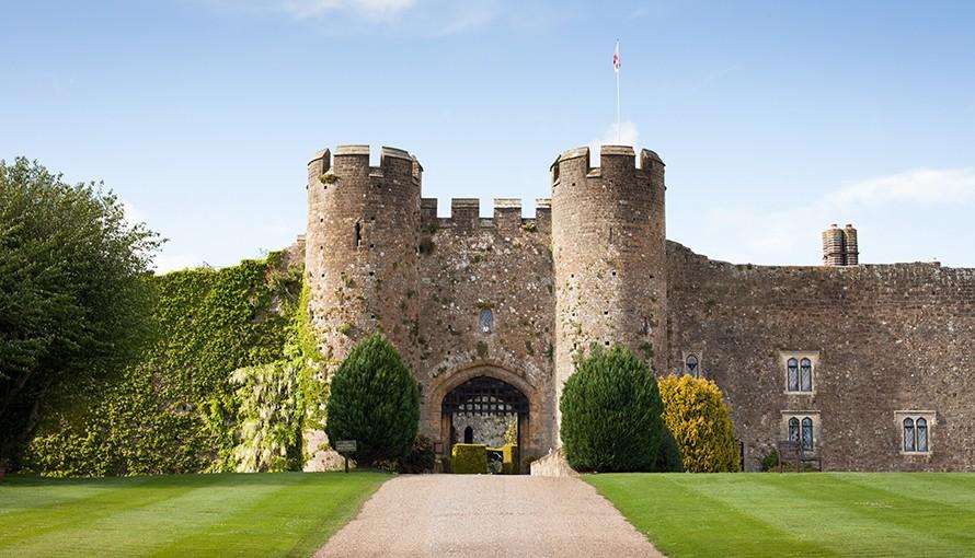Los Castillos más lujosos de Europa - Castillo Amberley