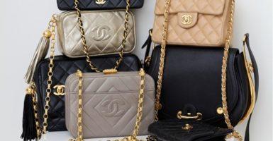 Bolsos más caros Chanel