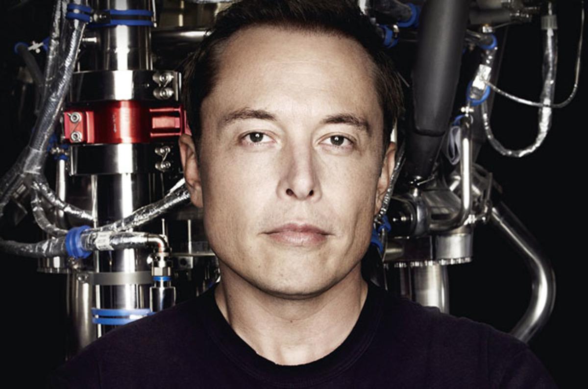 millonarios que cambiarán el futuro - Elon Musk