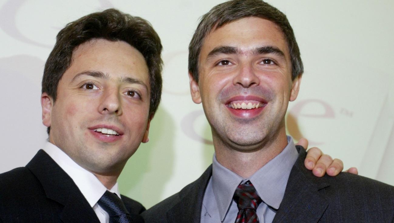millonarios que cambiarán el futuro - Sergey Brin y Larry Page