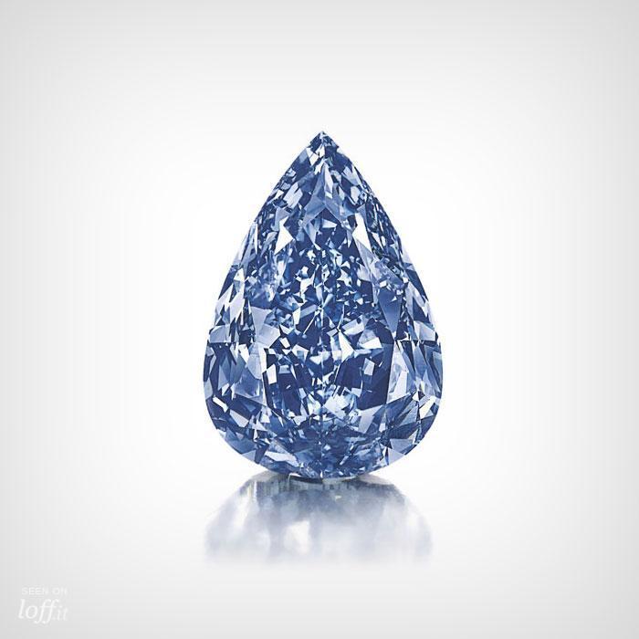 Las Joyas más caras del mundo - Winston Blue