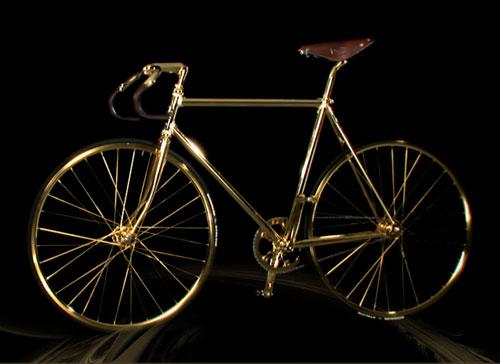 Las bicletas más caras del mundo - Aurumania Crystal Edition