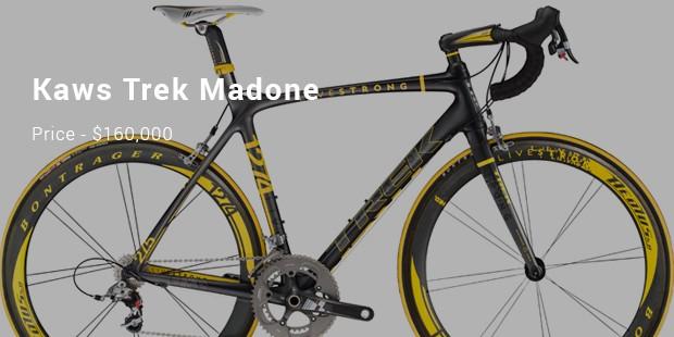 Las bicletas más caras del mundo - Kaws Trek Madone
