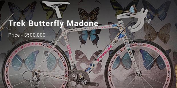 Las bicletas más caras del mundo - La mariposa