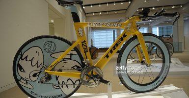 Las bicletas más caras del mundo - Trek Yoshitomo Nara