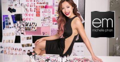 Los Youtubers más ricos del momento - Michelle Phan