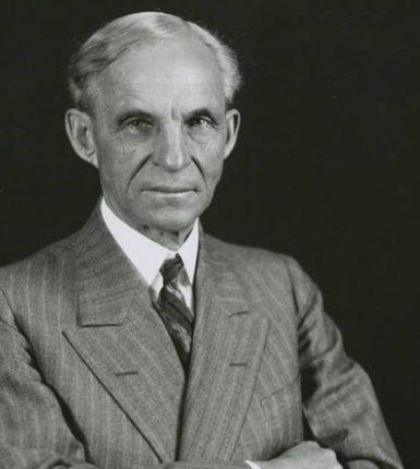 Los inventores más ricos de la historia - Henry Ford