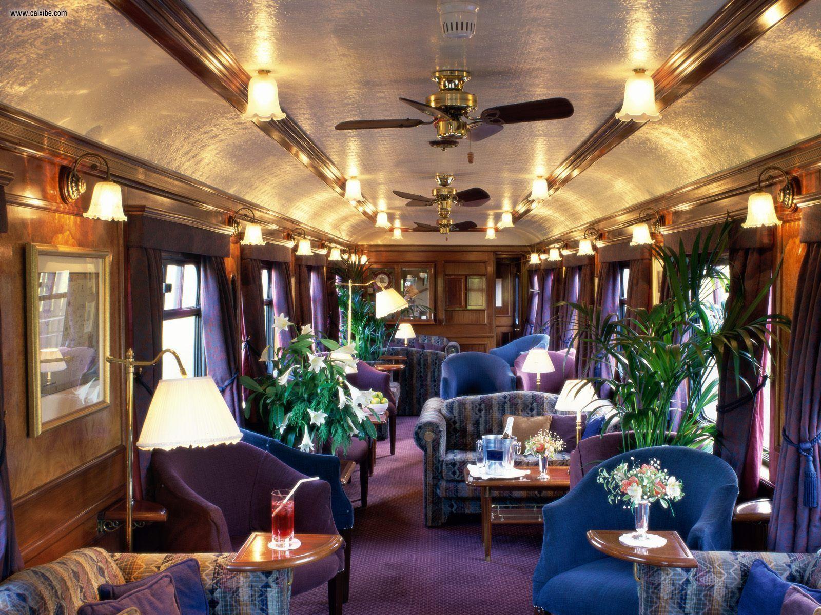 Los trenes más lujosos del mundo - El Royal Scotsman