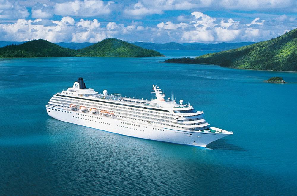 3 de los cruceros más lujosos - Cruceros Crystal