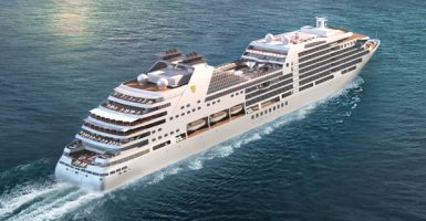 3 de los cruceros más lujosos - Seabourn