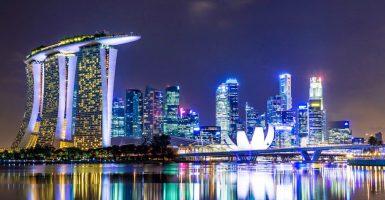 Las ciudades con más ricos en todo el mundo - Singapur