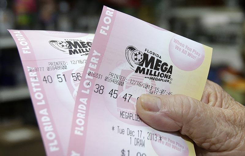 Los 6 mejores ganadores de lotería de todos los tiempos - Mega Millions Jackpot
