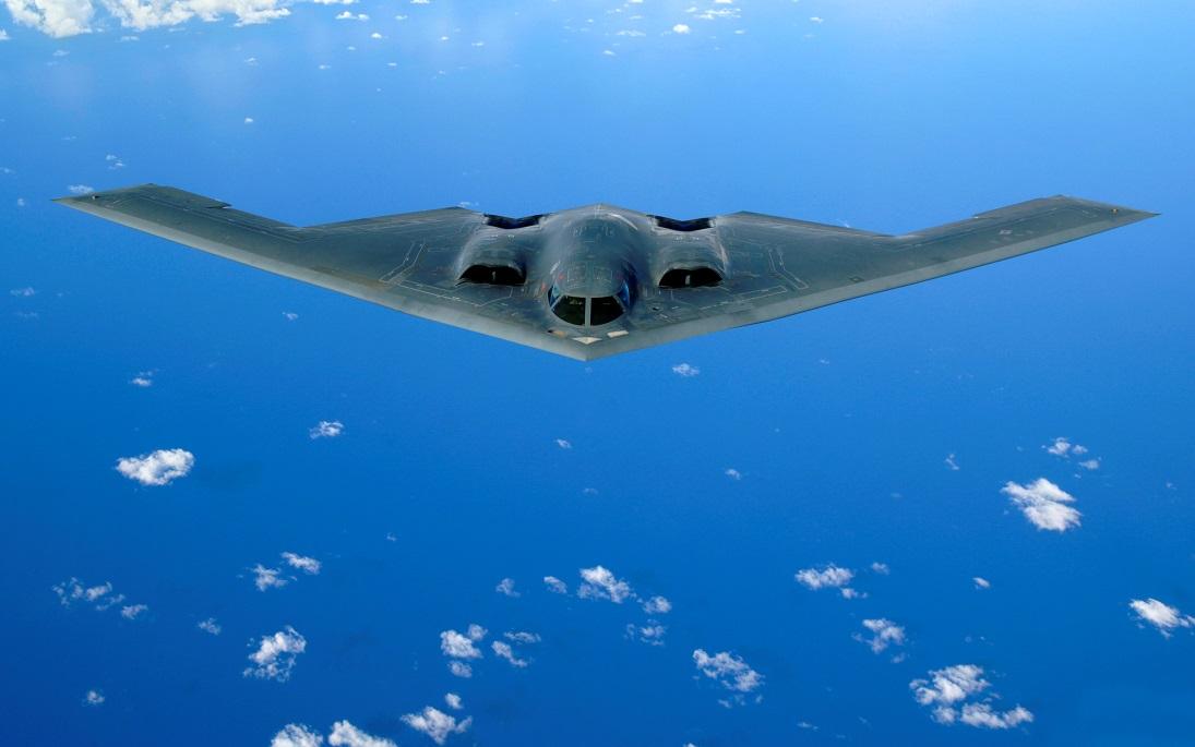 Los 7 aviones más caros del mundo - B-2 Spirit