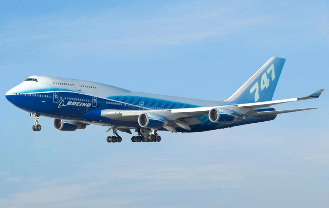 Los 7 aviones más caros del mundo - Boeing 747-400