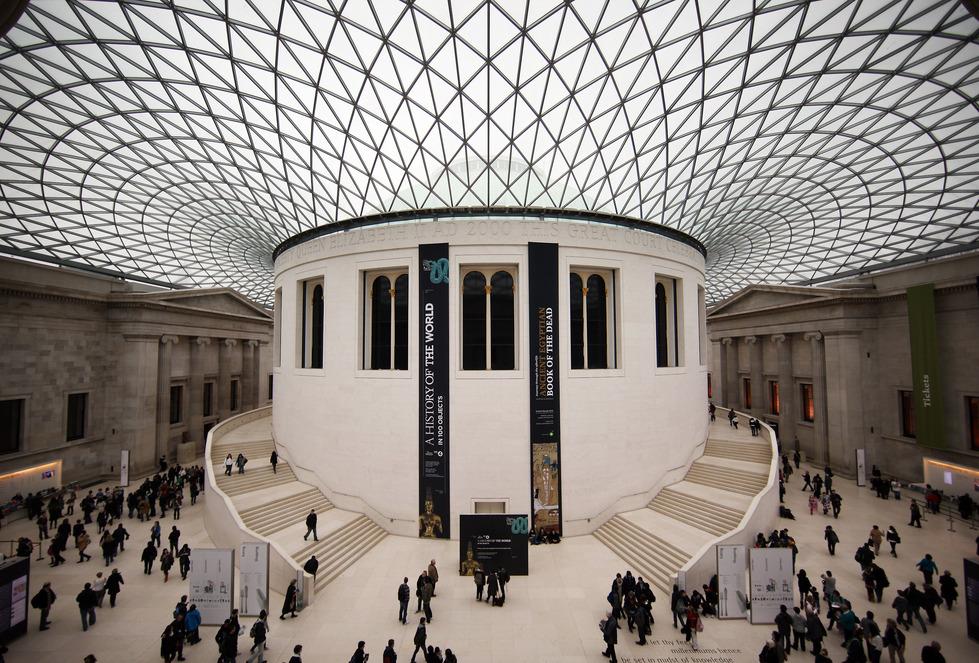 Los mejores museos del mundo - Museo Británico