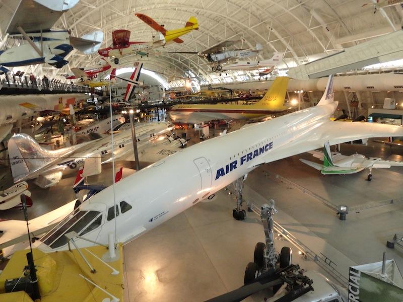 Los mejores museos del mundo - Museo Smithsoniano Nacional del Aire y del Espacio