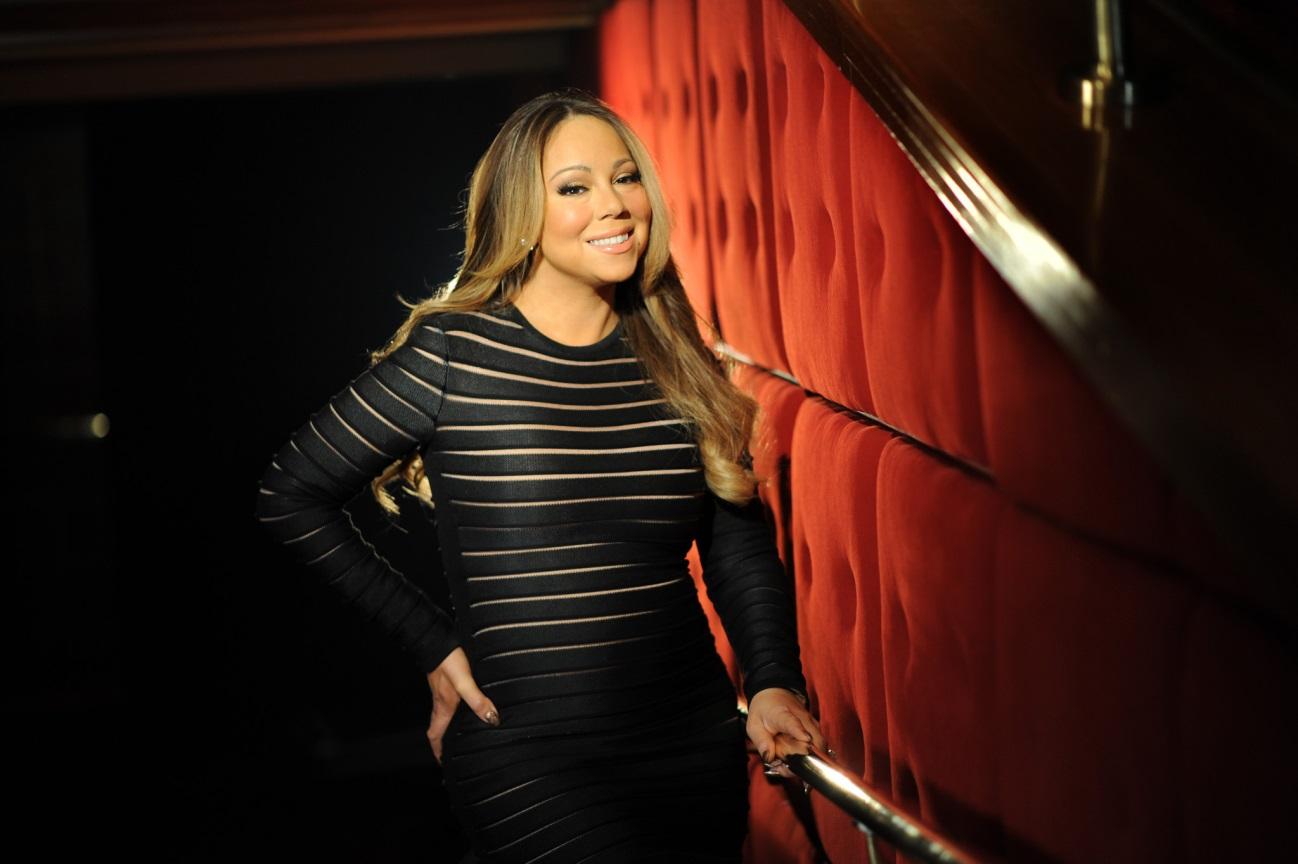 Mariah Carey Diva Millonaria