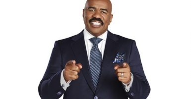 Steve Harvey presentador de television tv más rico