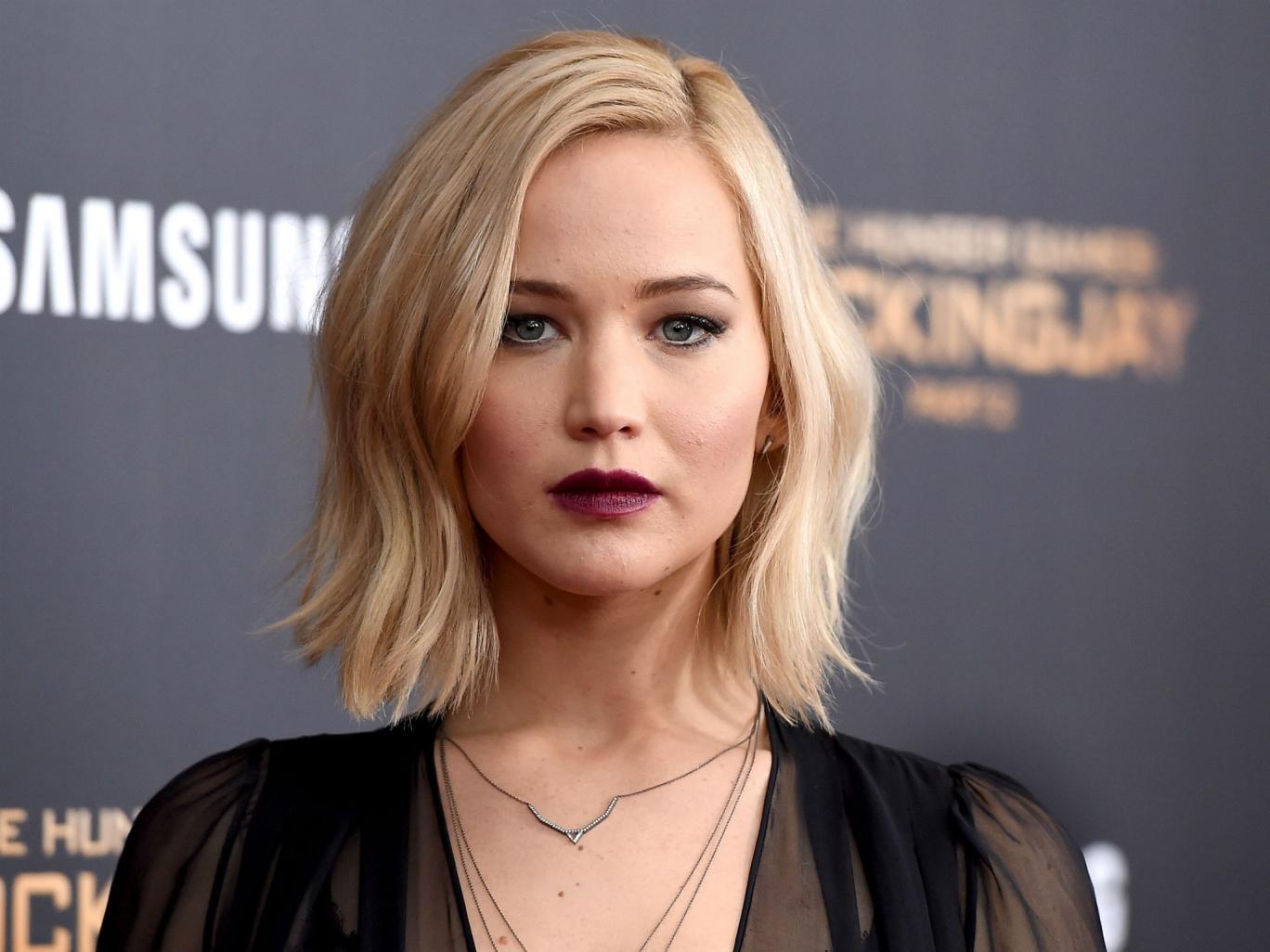 Las jóvenes más ricas del cine - Jennifer Lawrence