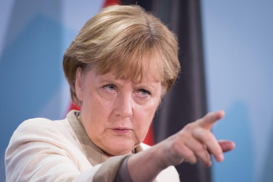 Las personas más poderosas del planeta - Angela Merkel