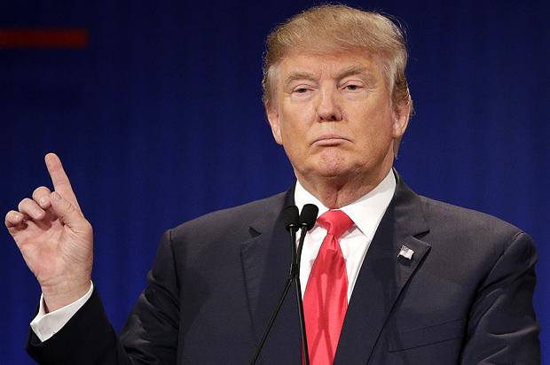 Las personas más poderosas del planeta - Donald Tromp