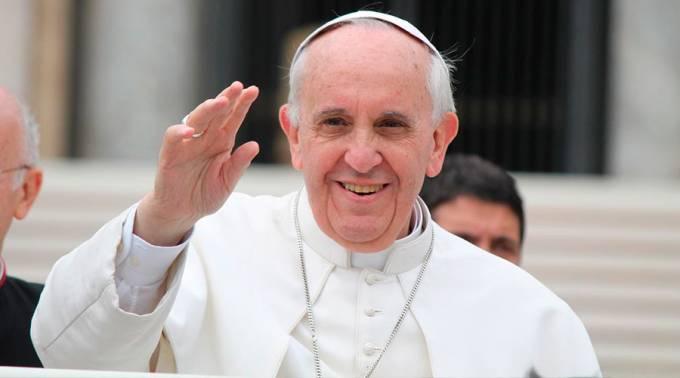 Las personas más poderosas del planeta - El Papa Francisco