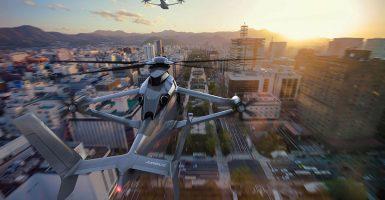 El futuro de los drones veloces