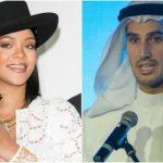 El nuevo novio de Rihanna