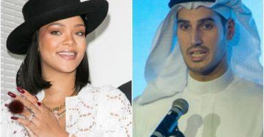 El nuevo novio multimillonario de Rihanna