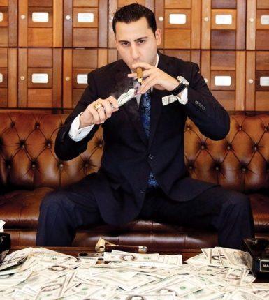 Josh Altman, un gurú de los bienes raíces