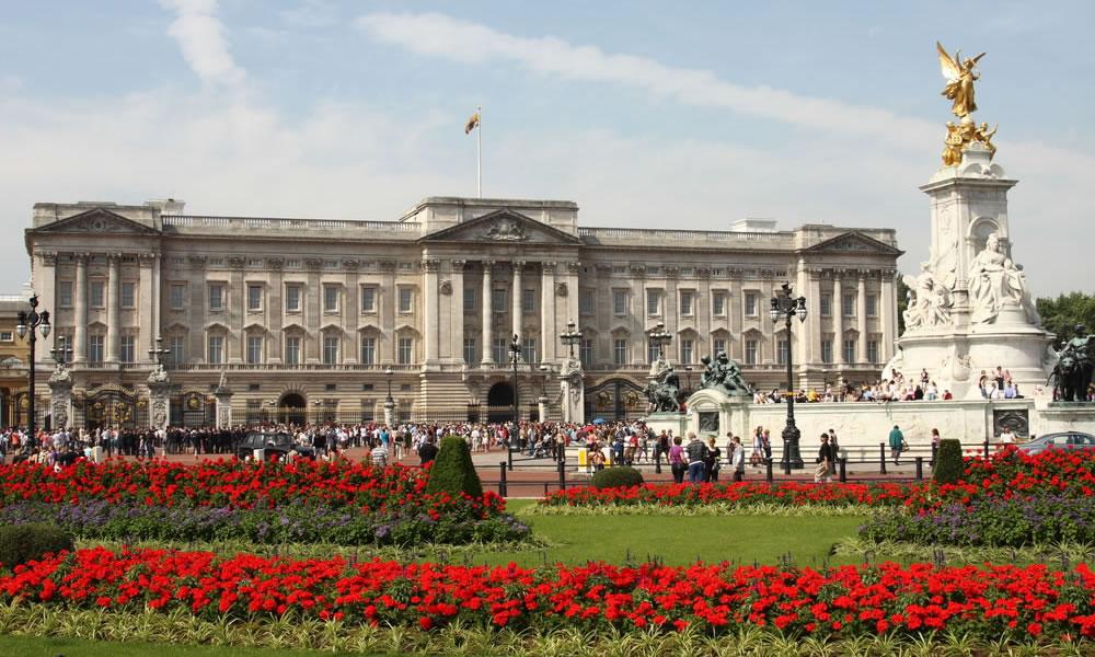 Las 5 casas más caras del mundo - Palacio de Buckingham
