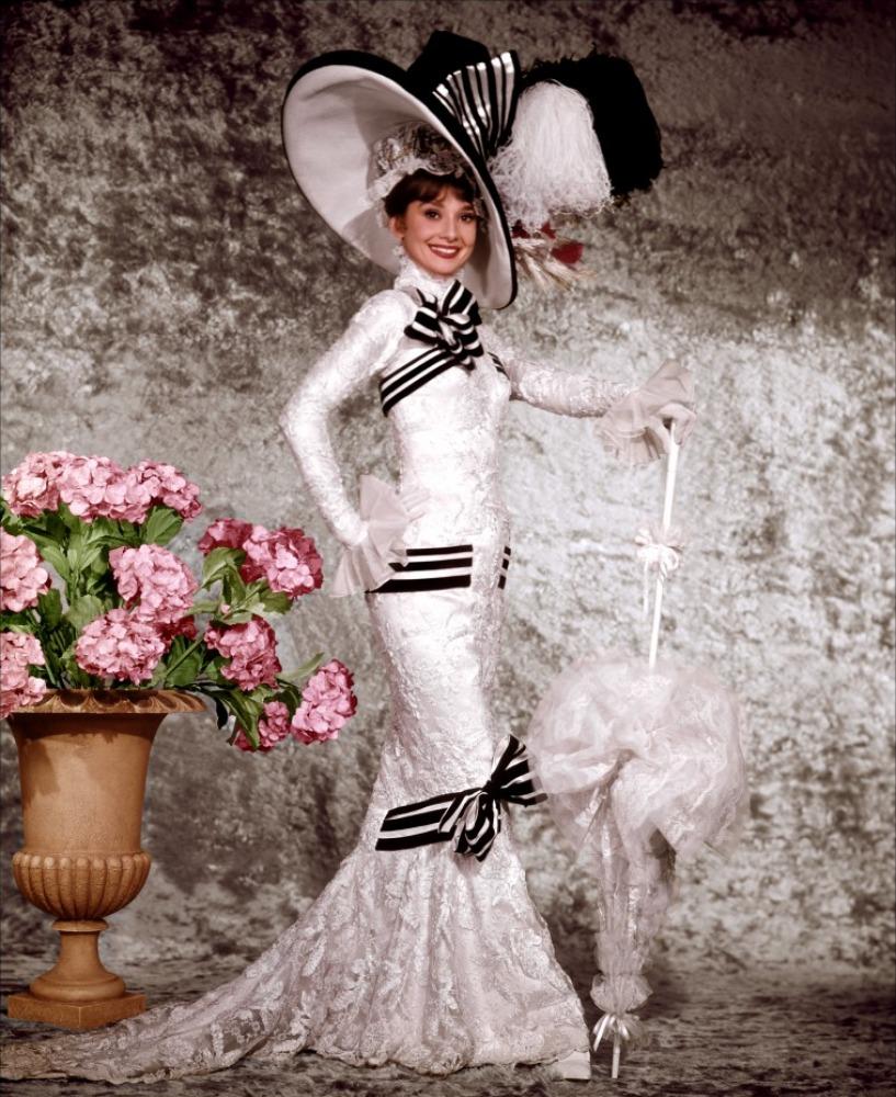 Los 7 vestidos más costosos del cine - My fair lady (Mi Bella Dama)