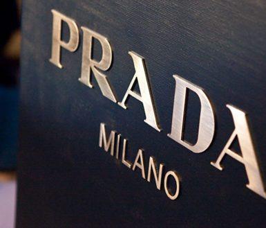 Las marcas de lujo más poderosas del mundo - Prada