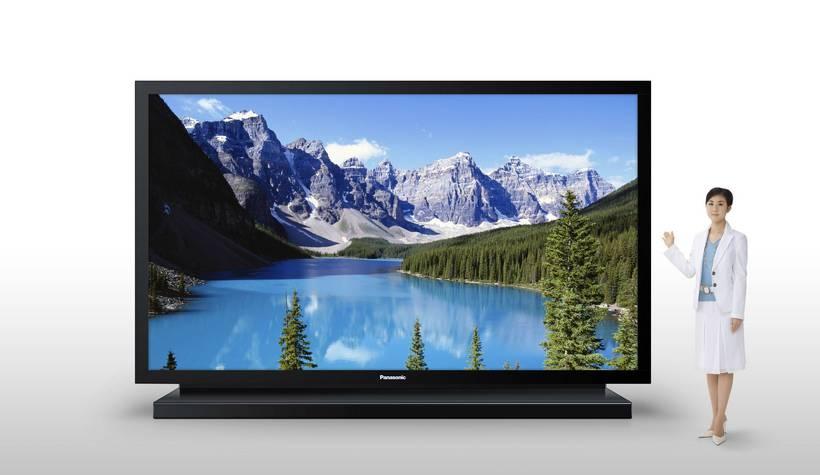 Los televisores más caros del mundo - Panasonic TH-152UX1