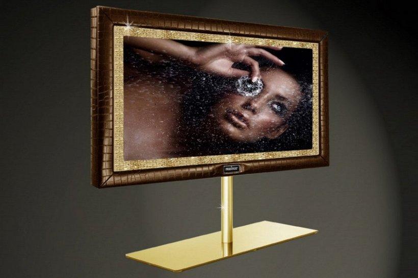 Los televisores más caros del mundo - Stuart Hughes Prestige HD Supreme Edition