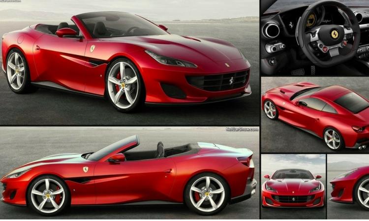 El espectacular Ferrari Portofino