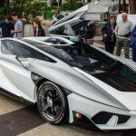 El nuevo hipercar: el FV Frangivento Asfanè un auto fuera de este mundo