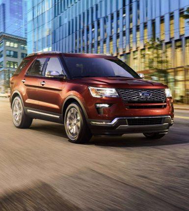 La Ford Explorer 2018 una promesa de innovación