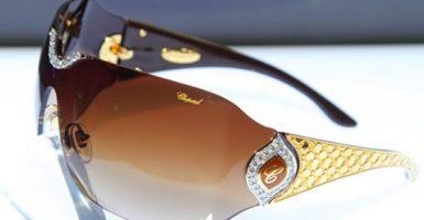 Las 3 gafas de sol más caras del mundo