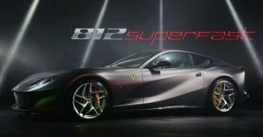 El Ferrari 812 Superfast debuta en Australia causando furor